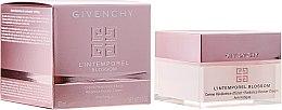 Düfte, Parfümerie und Kosmetik Gesichtscreme gegen Müdigkeit - Givenchy L`Intemporel Blossom Anti Fatigue Day Cream