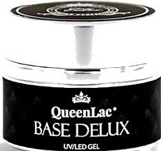 Düfte, Parfümerie und Kosmetik Nagelbase - QueenLac Base Delux UV Gel Polish