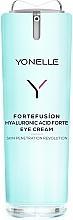 Düfte, Parfümerie und Kosmetik Augencreme mit Hyaluronsäure - Yonelle Fortefusion Hyaluronic Acid Forte Eye Cream