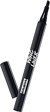 Düfte, Parfümerie und Kosmetik Eyeliner mit schräger Spitze - Pupa Wing Liner