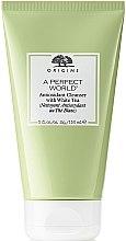 Düfte, Parfümerie und Kosmetik Detox Gesichtsreinigungsschaum mit weißem Tee - Origins A Perfect World Antioxidant Cleanser White Tea