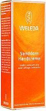 Düfte, Parfümerie und Kosmetik Handcreme mit Sanddorn - Weleda Sanddorn Handcreme