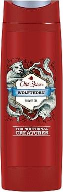 Duschgel - Old Spice Wolfthorn Shower Gel — Bild N1
