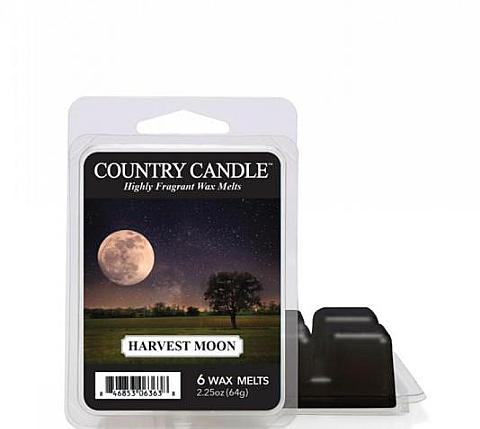 Tart-Duftwax Harvest Moon - Country Candle Harvest Moon Wax Melts — Bild N1