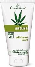 Düfte, Parfümerie und Kosmetik Abschminkcreme mit Hanfextrakt - Cannaderm Natura