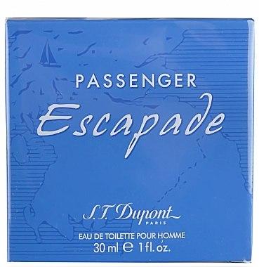 Dupont Passenger Escapade Men - Eau de Toilette — Bild N3