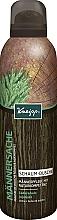 Düfte, Parfümerie und Kosmetik Duschschaum für Männer mit Zedernholz und Jojobaöl - Kneipp Shower Foam for Men with Cedar Wood & Jojoba Oil