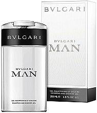 Düfte, Parfümerie und Kosmetik Bvlgari Man - Duschgel