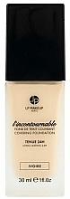 Düfte, Parfümerie und Kosmetik Langanhaltende deckende Foundation - LP Makeup Covering Foundation L'incontournable