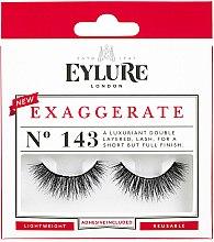 Düfte, Parfümerie und Kosmetik Künstliche Wimpern №143 - Eylure Pre-Glued Exagerrate
